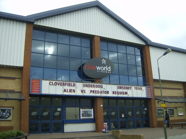 Cineworld Staples Corner (February 2008)