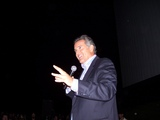 Midway Drive-In  Dixon, IL  Film & TV star Bruce Campbell in person!