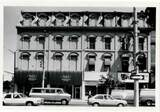 """[""""James Street exterior of former Red Mill Theatre in 1973.""""]"""
