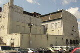 """[""""Rear of the former Red Mill Theatre in 2008.""""]"""