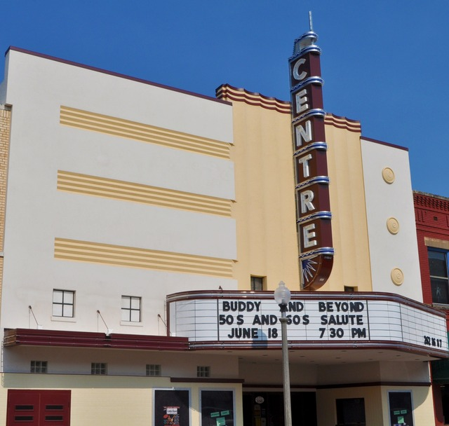 Centre Theater, El Reno, OK