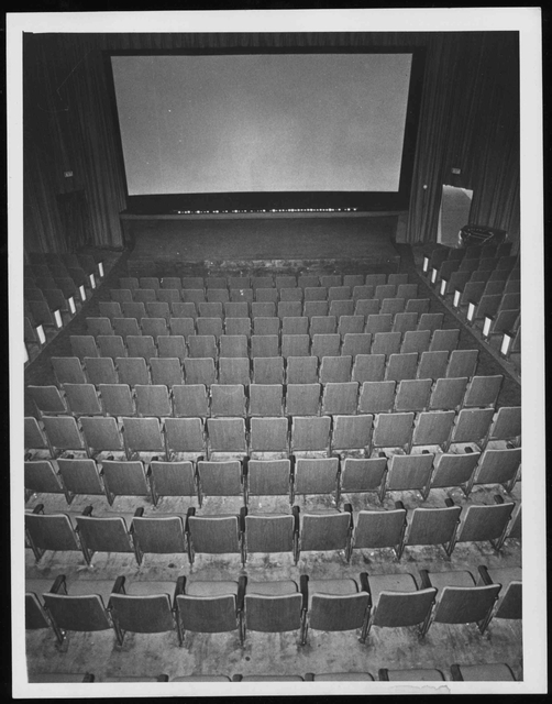 interior of the Capitol post 1960