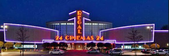 Regal Hollywood Stadium 24 @ North I Northeast Expressway Access Rd, Chamblee, GA () A Cool Fish. 1hr 49mins - Comedy.