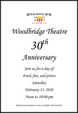30th Anniversary Invitation