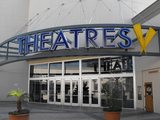 Entrance to former Mann Glendale Marketplace Theatres
