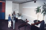 <p>10 – Cinema II lobby stripped and ready for renovation in 1988.</p>