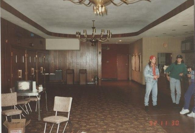 Americana Theatre 1992