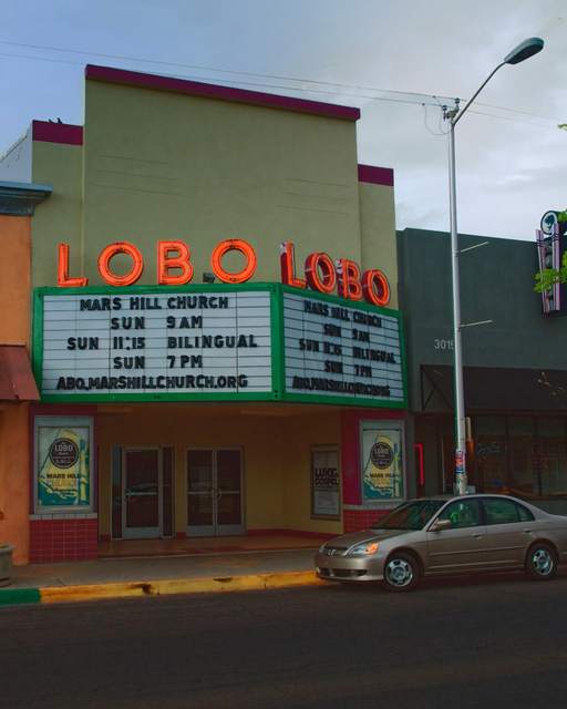 Lobo Theater