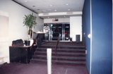 <p>12 – Cinema II lobby stripped and ready for renovation in 1988.</p>