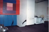 <p>13 – Cinema II lobby stripped and ready for renovation in 1988.</p>