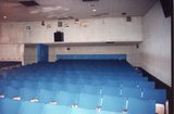 <p>16 – The smaller Cinema II auditorium, 291 seats, the night before renovations begin in 1988.</p>