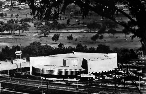 Cinema 21, San Diego, CA c. 1964