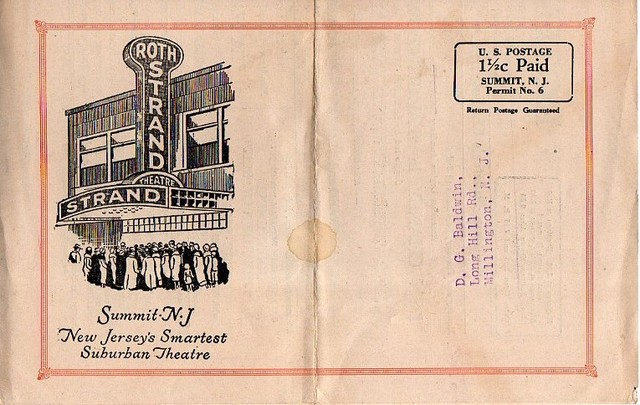 1928 Roth Strand Brochure