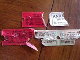 Andalus Tickets