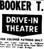 Booker T. Drive-In