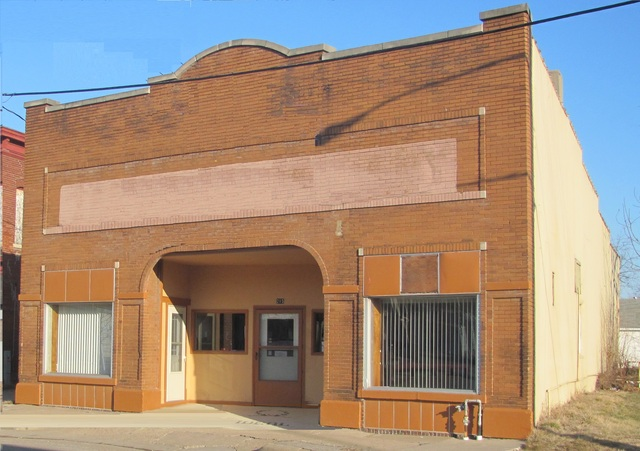 Ideal Theater building