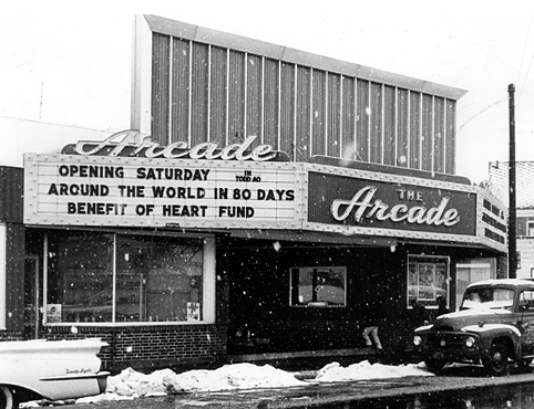 Arcade Theater