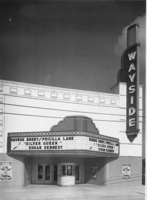 Wayside Theater, Houston  Tx