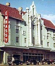 ODEON/EMBASSY THEATRE