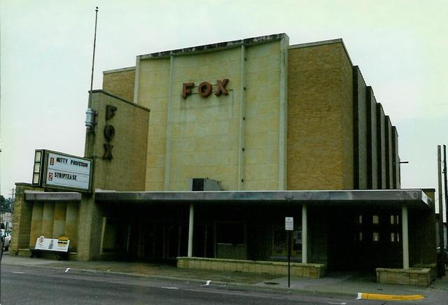 Fox Theatre Hays KS 1996