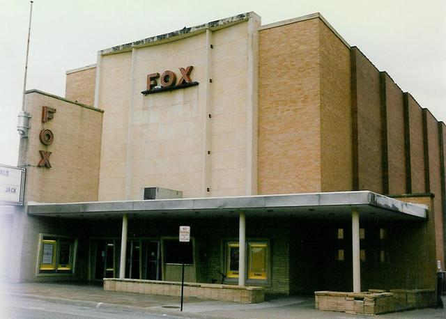 Fox Theatre  Hays KS  1994