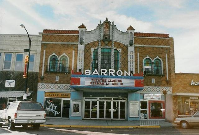 Barron Theatre  Pratt KS  1991 1