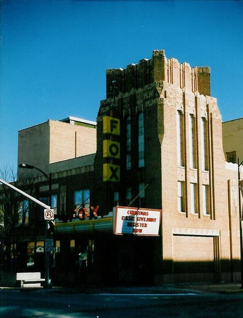 Fox Theatre  Salina KS  December 1996