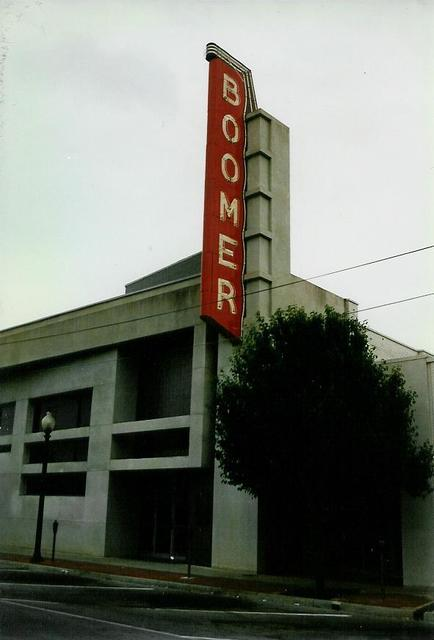 Boomer Theatre  Norman OK June 1996