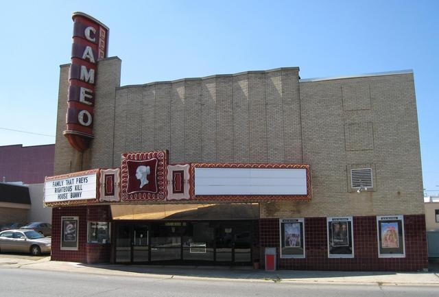 Cameo Theatre  Magnolia AR  October 2008