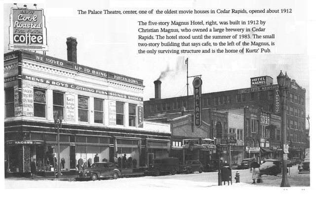 Palace Theater 1945