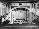 early Victorian look proscenium