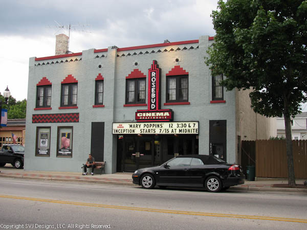 Rosebud Cinema Drafthouse