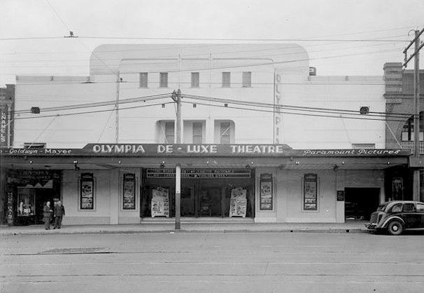 Olympia De-Luxe Theatre