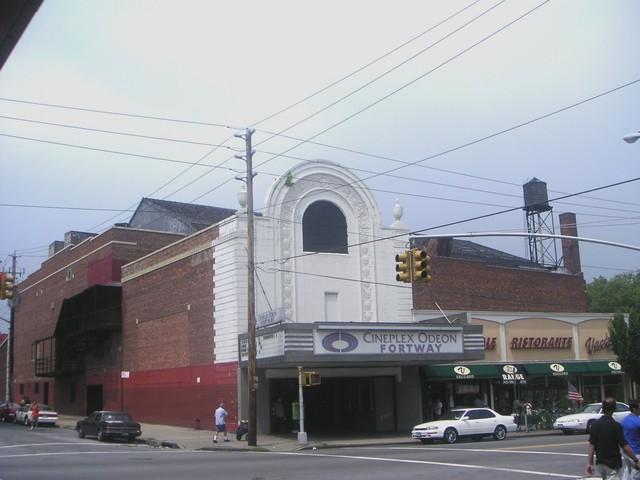 Fortway Theatre