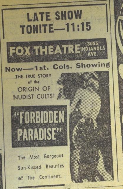 Fox Ad