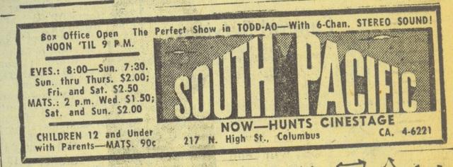 Hunts Ad