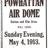 Powhattan (sic) Air Dome
