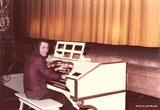 The late Carl Weiss playing The Walker Theatre Wurlitzer