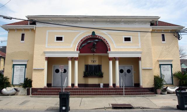 Fine Arts Theatre, New Orleans, LA