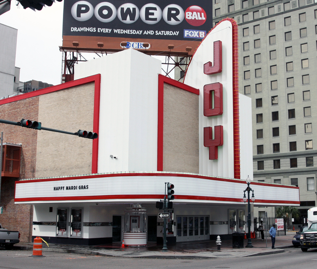 Joy Theater, New Orleans, LA