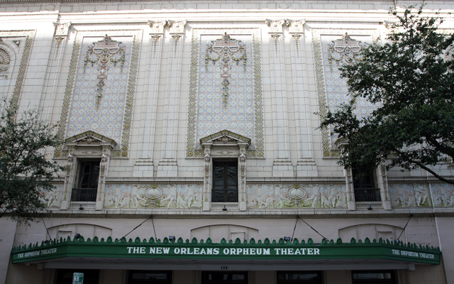 Orpheum Theatre, New Orleans, LA