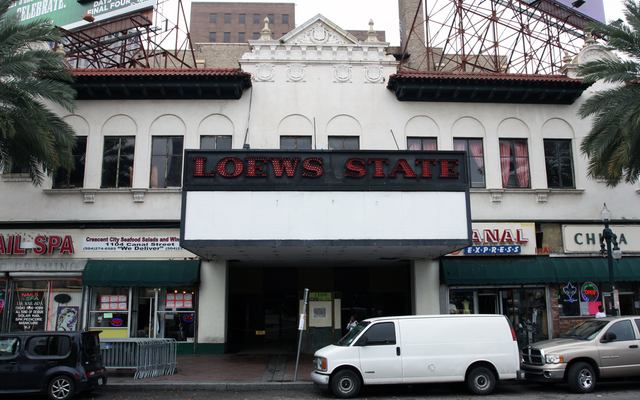 State Palace/Loews State Theatre, New Oreans, LA