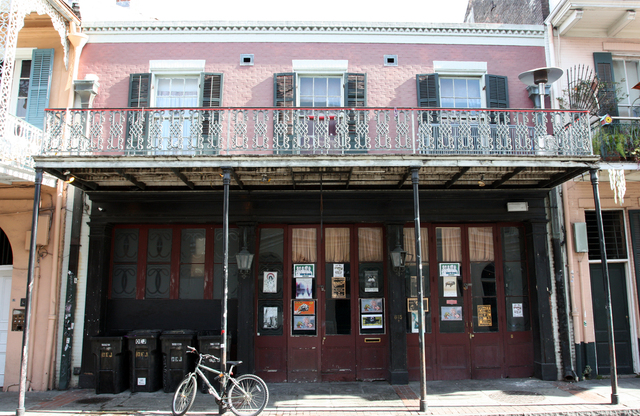 Toulouse Theatre, New Orleans, LA