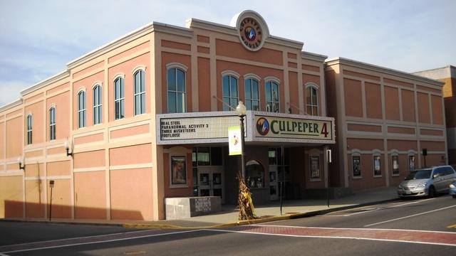 Culpeper Movies 4
