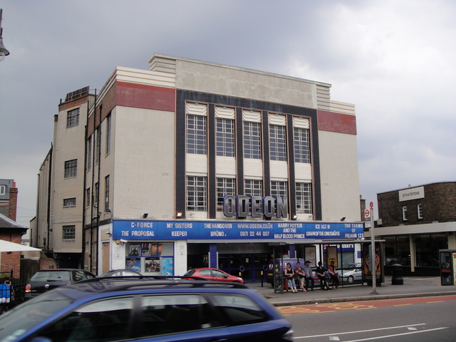 Odeon South Woodford