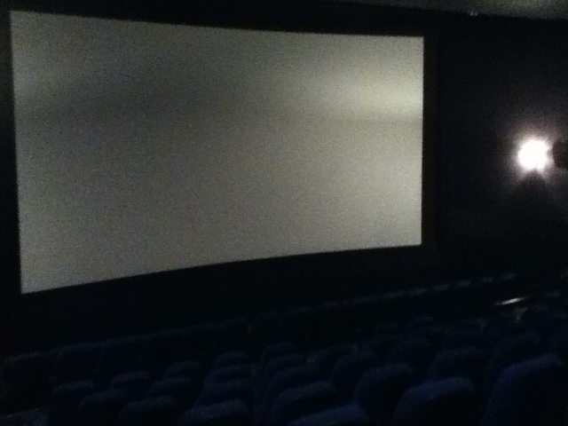 Interior of Auditorium 6