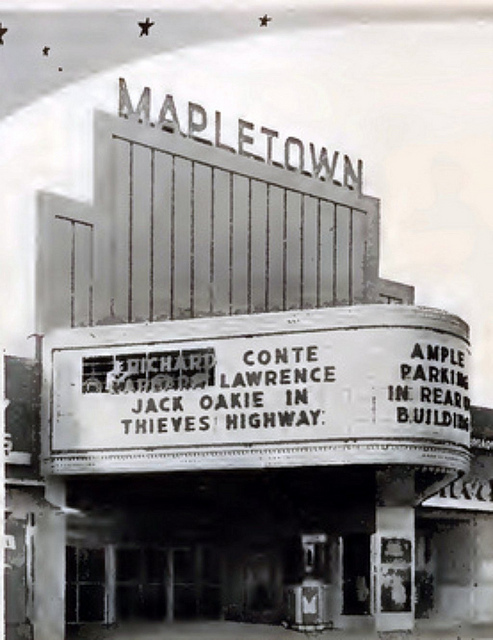 Mapletown Theatre