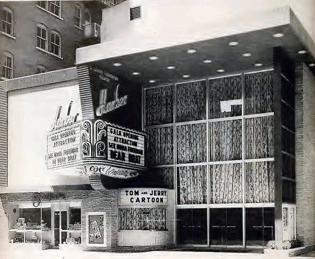 Cooper Cinerama Theatre in Oklahoma City, OK - Cinema Treasures