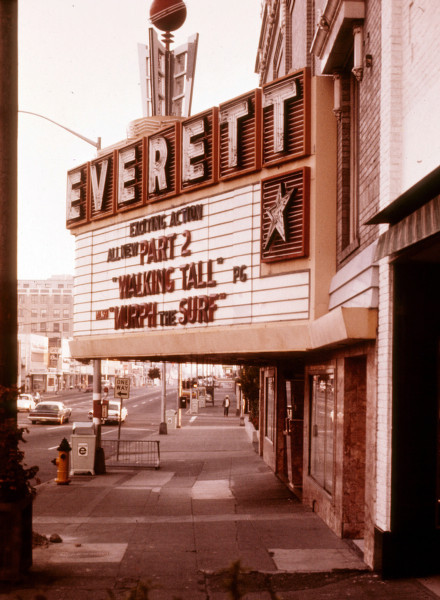 Everett wa movie theaters