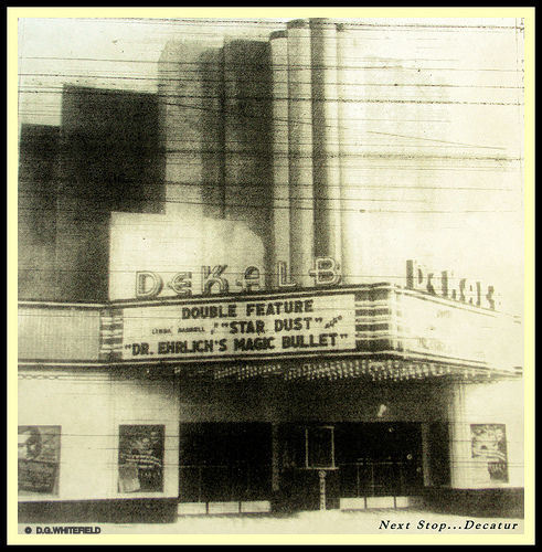The Dekalb Theatre